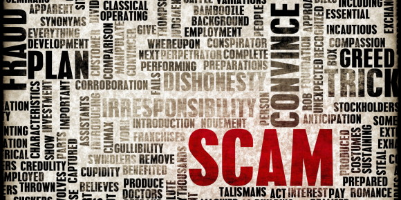 Richmond Not-for-Profit Organizations targeted by scam artist