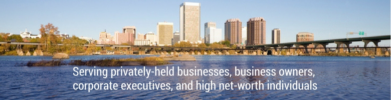 Privately-held businesses, business owner, corporate executives, high net-worth individuals, Keiter CPAs, Richmond, Virginia