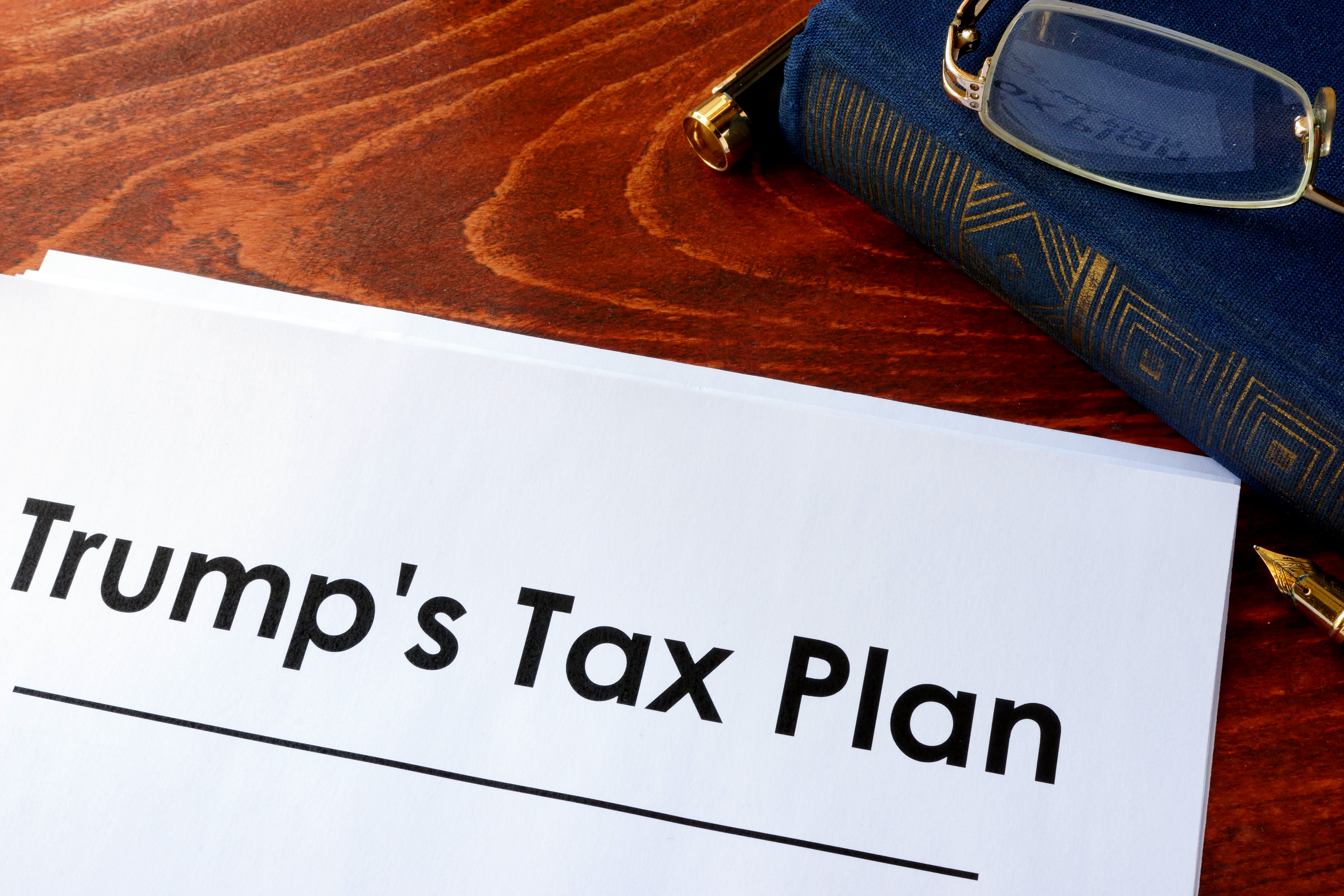 Trump New Proposed Tax Plan Keiter Accounting
