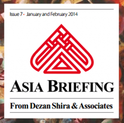 Asia Briefing: Manufacturing Hubs Across Emerging Asia