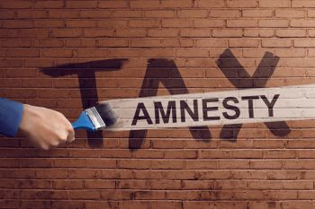"""Tax amnesty: Righting tax wrongs"""