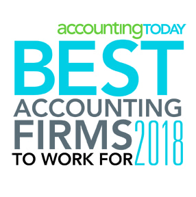 Best Accounting Firms to Work for 2018