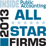 2013 All Star Firms - Richmond CPA Firm