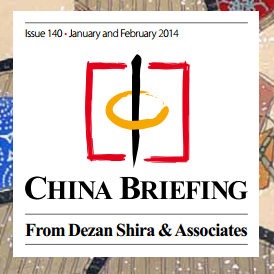 China Briefing - Audit