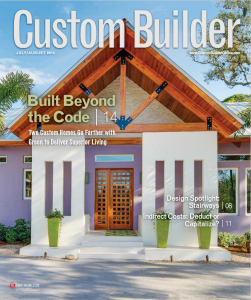 Custom Builder Magazine - Richmond CPA