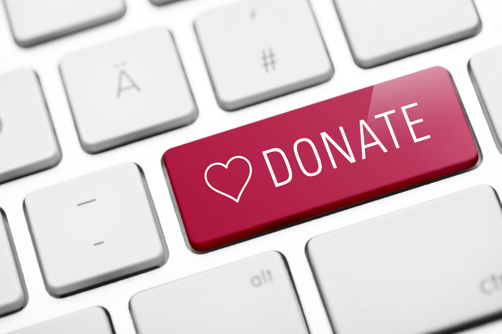 Using Technology to Increase Charitable Giving