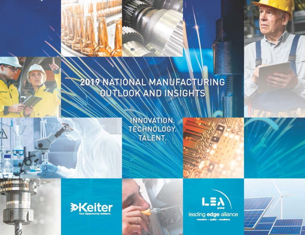 2019 LEA MANUFACTURING OUTLOOK SURVEY