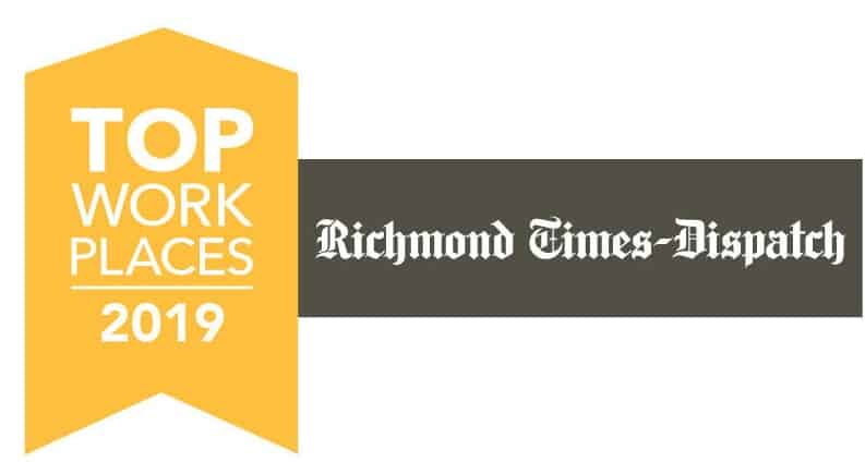 Richmond Top Workplaces - Virginia Accounting Careers