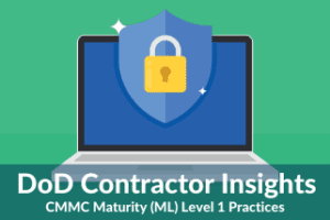 DoD Contractor Considerations for CMMC Practice Guide MP.1.118