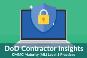 DoD Contractor | CMMC Maturity Level 1 Practices | Keiter CPAs