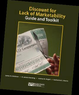 Discount for Lack of Marketability Guide and Toolkit