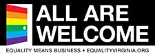 All Are Welcome - Equality Means Business