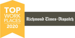 RTD Top Workplaces 2020 - Virginia Accounting Careers