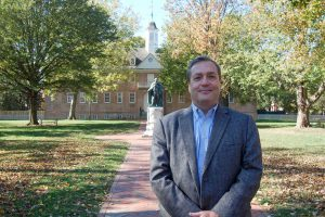 William and Mary Instructor - 40th Anniversary Community Spotlight