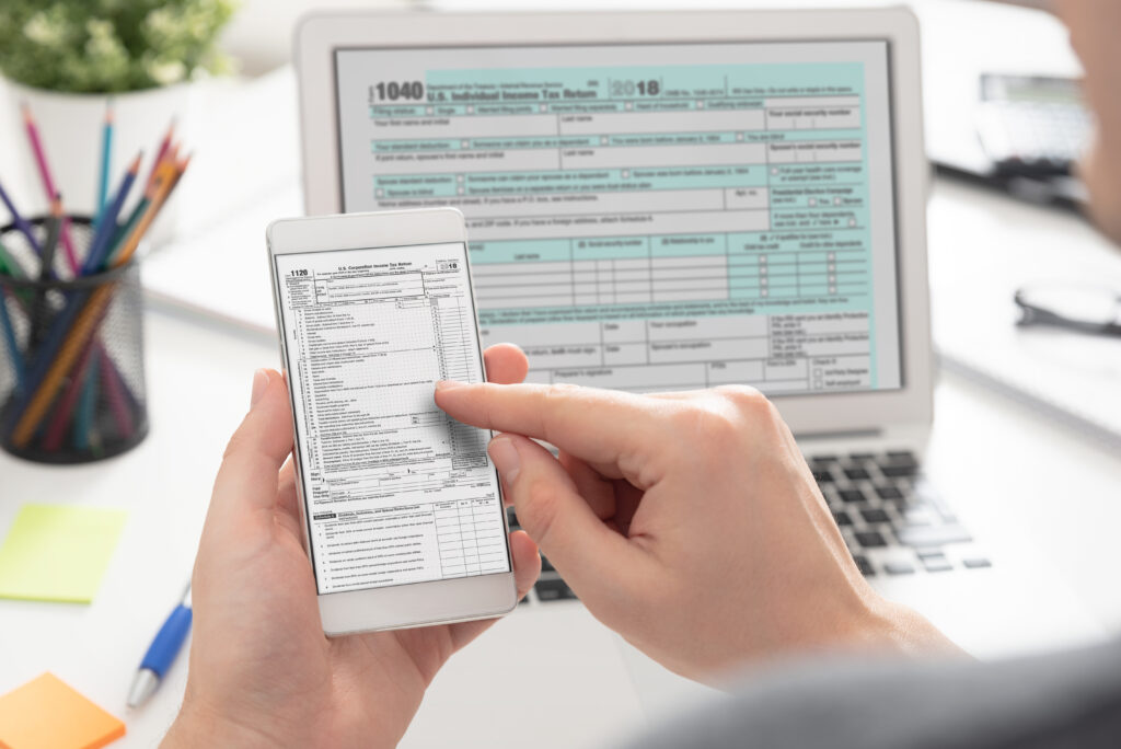 IRS New Tax Pro Account Could Help Taxpayers