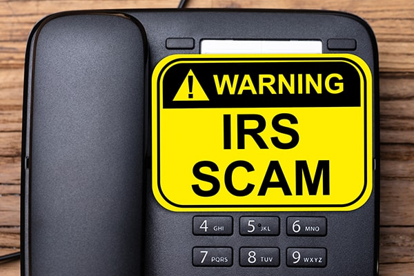 IRS Announces Biggest Tax Scams for 2019