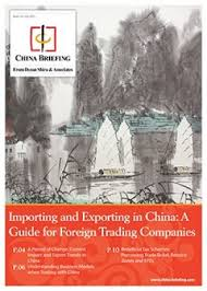 Importing and Exporting in China: A Guide for Foreign Trading Companies
