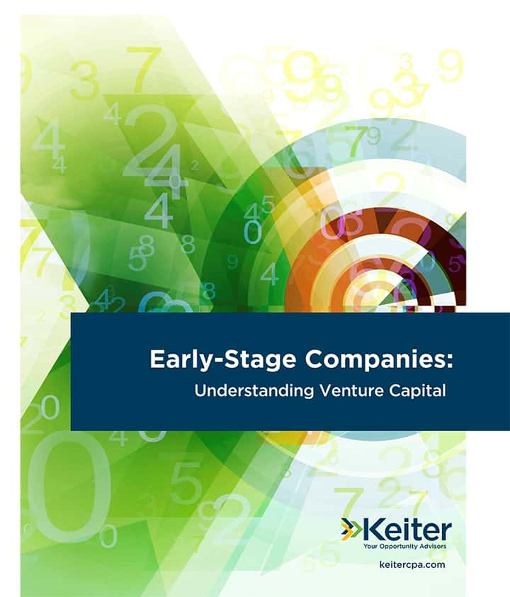 EARLY STAGE COMPANIES: UNDERSTANDING VENTURE CAPITAL
