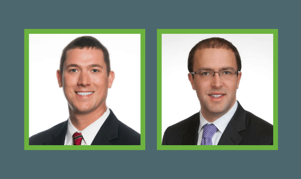 Firm Promotes Two to Partner