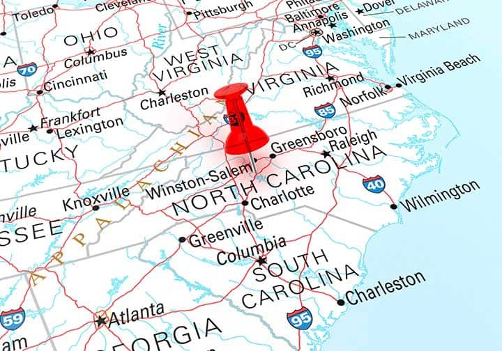 North Carolina Sales and Use Tax Law Changes