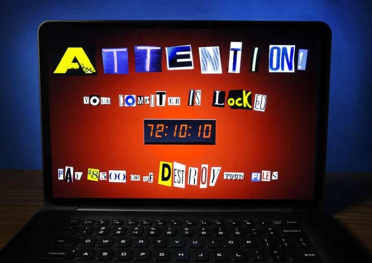 A lurking online danger: Ransomware