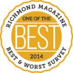 Richmond Magazine 2014 Best Companies to Work For in Richmond - Keiter CPA