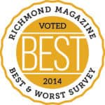 Richmond Magazine 2014 Best Corporate Leader Mike Gracik - Keiter CPA