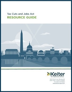 TAX CUTS AND JOBS ACT RESOURCE GUIDE