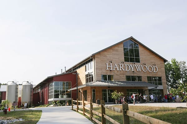 Brewery Expansion Insights: Hardywood Park Craft Brewery