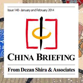 China Briefing: Strategies for Repatriating Profit from China