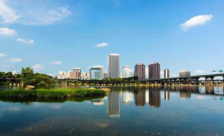 Five Reasons to Live and Work in RVA