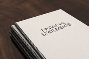 Financial Statement Template for Alternative Investment Advisors