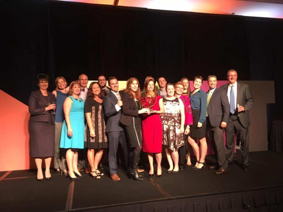 Keiter Receives ChamberRVA's IMPACT Award