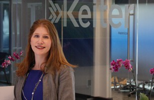 Keiter Careers: Meet Julie Gustavsson, Partner and Chief Operating Officer